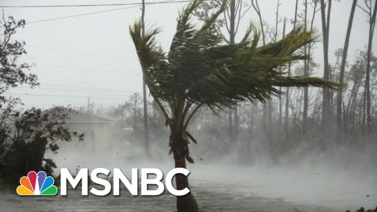 Bahamas Will Need 'Huge Rebuild' After Dorian: Bahamas Official | MSNBC 1