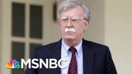 Trump Fires National Security Adviser John Bolton in Reality TV Presidency- The Day That Was   MSNBC 5