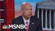 Jeh Johnson Has Message For All Dems On Immigration | Morning Joe | MSNBC 2