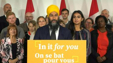 NDP Leader Jagmeet Singh's full remarks at campaign launch 6