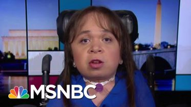 Medically Fragile Immigrant Appeals To Congress In Fight For Life | Rachel Maddow | MSNBC 6