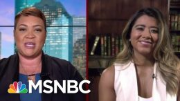 95 Percent Of Black Women Plan To Vote In 2020: Poll | Morning Joe | MSNBC 9
