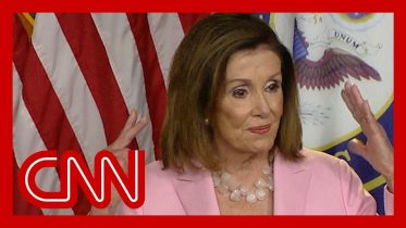 Pelosi gets upset, ends press conference after these questions 1
