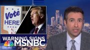 'R.I.P. GOP': Veteran Pollster Says Trump Will Sink GOP In 2020 | The Beat With Ari Melber | MSNBC 2