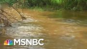 Trump Expected To Finalize Rollback Of Clean Water Protections   Velshi & Ruhle   MSNBC 4