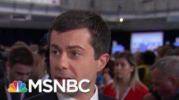 Pete Buttigieg: We've Got To Act Fast On Gun Control | Hardball | MSNBC 7
