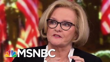 Claire McCaskill: Julian Castro Swung For The Fences And Failed | MSNBC 3