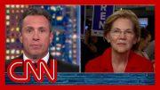 Watch Elizabeth Warren's post debate interview with Chris Cuomo 2