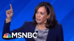 Kamala Harris: I Intend To Be A Leader Who Unifies This Country | Hardball | MSNBC 2