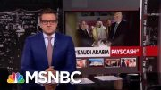Trump Is Ready To Dispatch The US Armed Forces At The Direction Of A Foreign Prince | All In | MSNBC 3