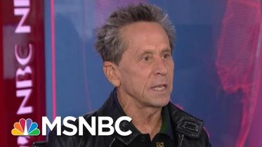 Producer Brian Grazer Speaks On Art Of Human Connection In New Book   Velshi & Ruhle   MSNBC 6