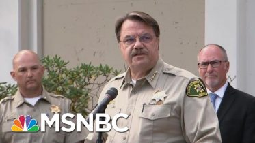 Officials Call Off Search For Survivors In Tragic California Boat Fire   Velshi & Ruhle   MSNBC 10