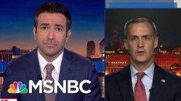 House Dems Confront Trump Aide Lewandowski Over Lying On MSNBC | The Beat With Ari Melber | MSNBC 7
