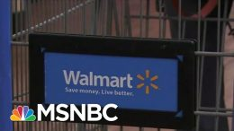Walmart Announces 'Massive' Plan To Step Back Gun Sales | Velshi & Ruhle | MSNBC 6