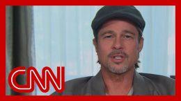 Brad Pitt opens up: I was running 1