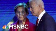 Elizabeth Warren Narrows Gap With Joe Biden In New Polling | Morning Joe | MSNBC 3