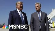 President Donald Trump: If U.S. Has To Act Against Iran, 'We'll Do It Without Hesitation' | MSNBC 4
