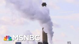 What Are The Politics Of Climate Change? | Velshi & Ruhle | MSNBC 3