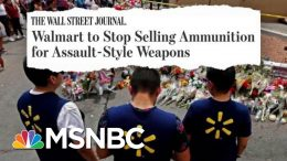 Walmart Workers Advocated For Change, No Longer 'Complicit' | The Beat With Ari Melber | MSNBC 5