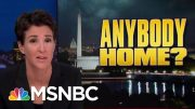 President Donald Trump FEMA Nominee Asks To Withdraw His Nomination   Rachel Maddow   MSNBC 2