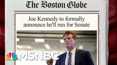 'It Doesn't Make Sense': Kennedy To Announce Senate Bid | Morning Joe | MSNBC 6