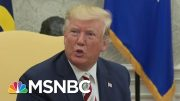 Trump's 'Promise' To Foreign Leader Sparked Whistleblower Complaint   Velshi & Ruhle   MSNBC 2