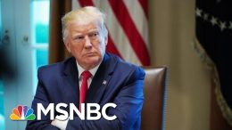 Trump Legal Team Sues In Response To Subpoenas For His Tax Returns | Hallie Jackson | MSNBC 8