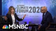 Marianne Williamson: Our Amoral Economic System Leads To Immoral Climate Change Decisions | MSNBC 5