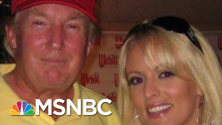 Democrats Plan To Investigate Trump's Role In Hush Money Payments | Hardball | MSNBC 1