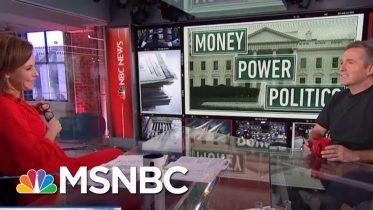 U.S. Based Manufacturer Talks Trade War Impact   Velshi & Ruhle   MSNBC 3