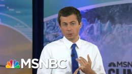 Pete Buttigieg: Fighting Climate Change Could Also Create Traditional, Union Jobs | MSNBC 5