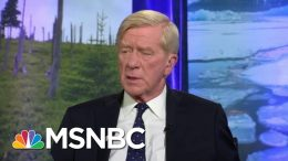 Weld: On Climate Change, Trump Tells Followers Drink The Kool-Aid, Don't Ask Questions | MSNBC 4