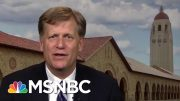 Mcfaul On Trump And Ukraine: 'Kind Of Behavior' We Used To Lecture Countries On | MTP Daily | MSNBC 3