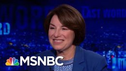 """Sen. Klobuchar: The World Is Watching Trump's Trade War And It Sees """"Chaos"""" 