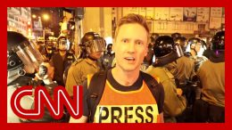 CNN reporter: These scenes would have been unimaginable a short time ago 5