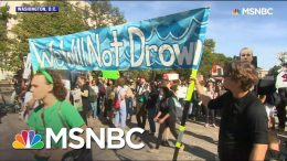 Day Of Climate Protests: 'There Is No Planet B' | MSNBC 3