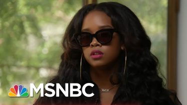 Singer H.E.R. Says Global Citizen Is Really About Being The Change | Morning Joe | MSNBC 1