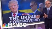 #ForFactsSake: There's No Evidence Of Wrongdoing Tied To Joe Biden's Son | Velshi & Ruhle | MSNBC 2
