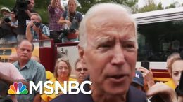 Mayor Pete Buttigieg: 'He's Made It Clear That He Deserves To Be Impeached' | Deadline | MSNBC 2