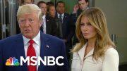 President Donald Trump Says He Put 'No Pressure' On Ukraine To Investigate Biden's Son | MSNBC 4