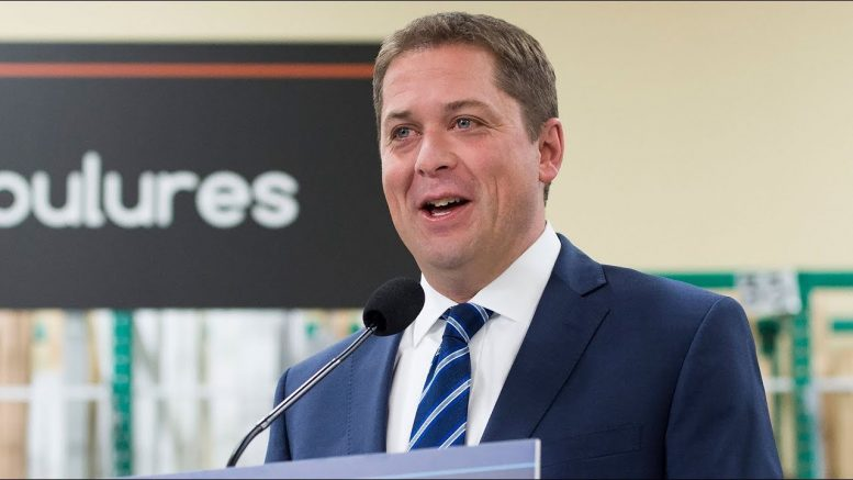 """Scheer on emissions: """"Canada is not the problem"""" 1"""