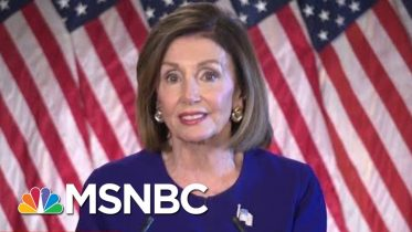 Trump Ukraine Solicitation Forces Nancy Pelosi's Hand On Impeachment | Rachel Maddow | MSNBC 8