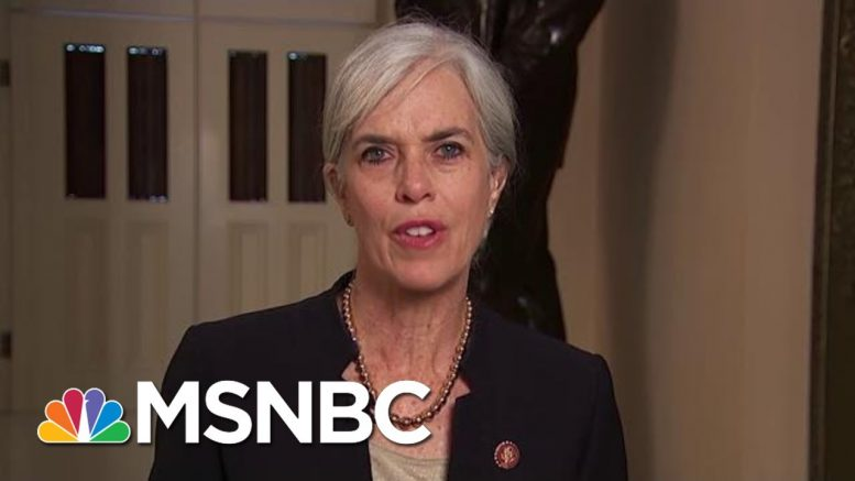 'National Security' Was The Tipping Point, Says House Member | Morning Joe | MSNBC 1