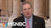 Senator Concerned By Allegations, Waiting On Transcript | Morning Joe | MSNBC 4
