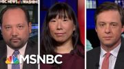 Trump White House Increasingly Sees Impeachment Showdown As Inevitable | The 11th Hour | MSNBC 4