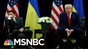 Trump Attacks Obama, Biden, Clinton, During UN Meeting With Ukraine Pres. | The 11th Hour | MSNBC 5
