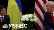 Trump Asks Ukraine President To 'Do Us A Favor' | Morning Joe | MSNBC 4