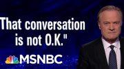 "House Republican: President Donald Trump's Ukraine Call ""Not O.K.""   The Last Word   MSNBC 3"