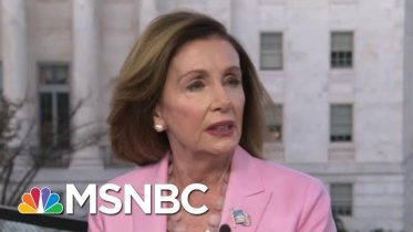Pelosi: Trump Used Taxpayer Money To Shake Down Leader For His Own Gain | Morning Joe | MSNBC 6