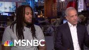 Hard In The Paint: Waka Flocka & Sen. Feingold's Green Bromance | The Beat With Ari Melber | MSNBC 2